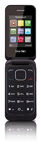 Image of Bea-fon Großtastentelefon Classic Line C260 schwarz/rot