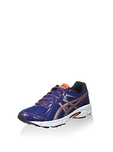 ASICS Gel Ikaia 5Hommes Chaussures de course de Cross Trainer 2016Tennis - Deep Cobalt/Silver