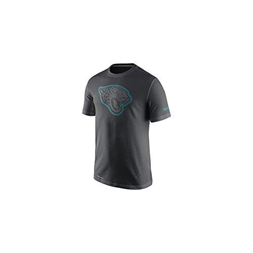 Jacksonville Jaguars Anthracite Travel T-Shirt