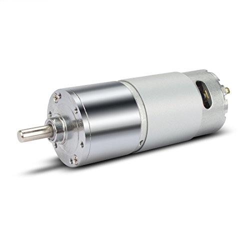 Aexit ZGB37RH DC24V 200RPM Mikro Getriebebox Motor Drehzahlreduzierung Exzenter Abtriebswelle