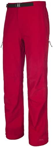 Trespass Federation - Pantaloni Elasticizzati da Uomo, Rosso Rosso Rosso (Rosso), 2X-Large | Prestazione eccellente  | Prima qualità  36b645