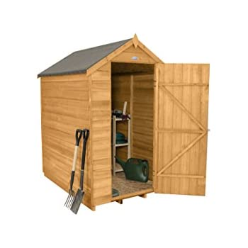 garden sheds 6ft by 4ft