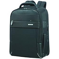 "Samsonite Spectrolite 2.0 maletines para portátil 39,6 cm (15.6"") Bumper Negro - Funda (Bumper, 39,6 cm (15.6""), Expandible, Tirante para Hombro, 1,4 kg, Negro)"