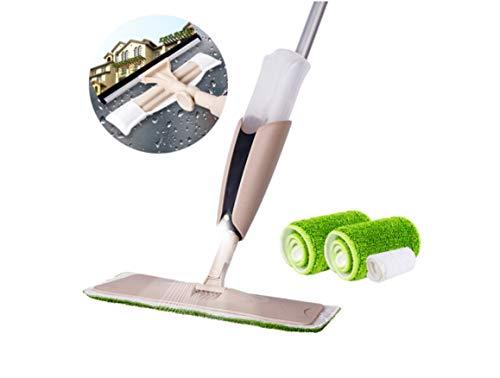 ZHZ Wischmops Holzboden Pflege Mopp Spray Wasser Mop Fensterreiniger Hause flach Spray Wasser Spray Mop