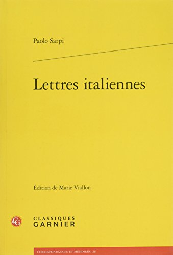 Lettres italiennes