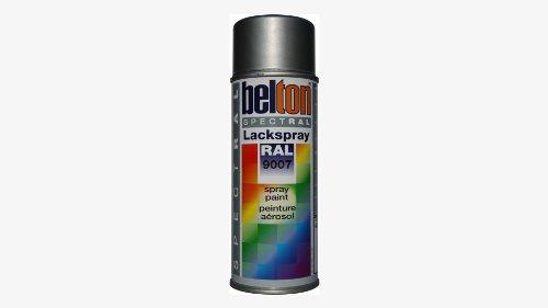 Belton - SpectRAL Spraydose RAL 9007 Graualuminium (400ml)