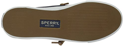 Sperry Seacoast Wash Femmes Baskets / Chaussures Navy