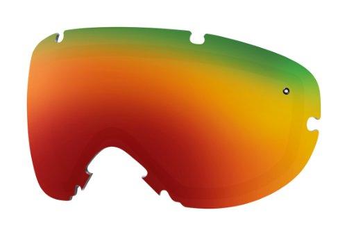 SMITH OPTICS I/OS LENS RED SOL-X MIRROR VLT 18% ERSATZSCHEIBE -
