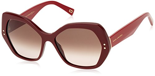 Marc Jacobs Damen MARC 117/S K8 OPE 56 Sonnenbrille, Burgundy/Brown Sf,