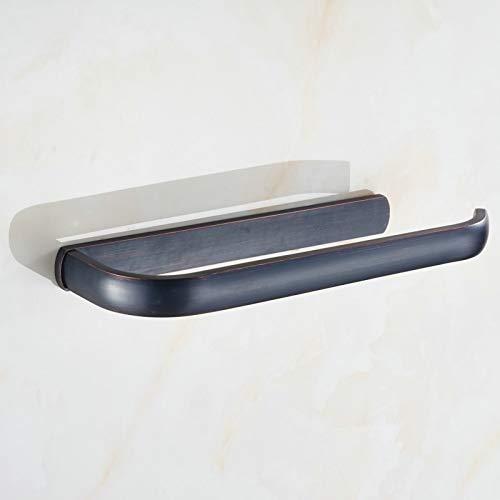 Öl Eingerieben Bronze Bad-accessoires (Joeesun Handtuchring aus massivem Messing Kupfer Öl eingerieben Bronze Bad-Accessoires Produkte Handtuchhalter Handtuchhalter 81302)