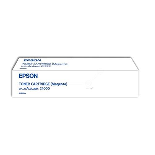 Preisvergleich Produktbild Epson Aculaser C 4000 (S050089 / C 13 S0 50089) - original - Toner magenta - 6.000 Seiten