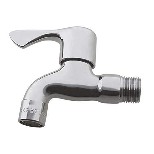 SQY Volle Kupfer schnelle offene Waschmaschine Wasserhahn Hardware-Bad Plus Langer Wasserhahn Mopp Pool Wasserhahn Wasserhahn - Motiv Bad Hardware
