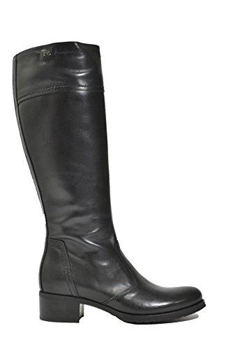 Nero Giardini Stivali scarpe donna nero 6450 A616450D 41