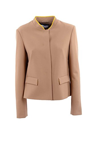 Giacca Donna Caractere 42 Beige R357a002a6 Autunno Inverno 2015/16