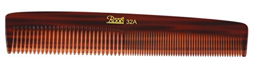 Roots Hair Combs - Brown Dressing Comb for Long/Straight Hair
