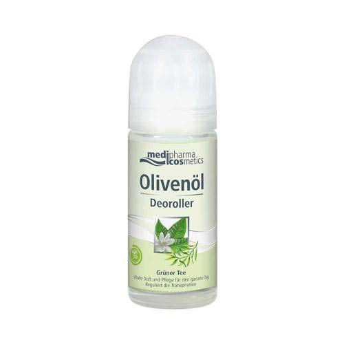 Olivenöl Deoroller Grüner 50 ml