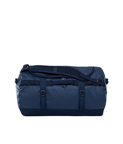 The North Face - Base Camp - Sac de Sport - Mixte Adulte - Bleu (Urban Navy) - Taille Small
