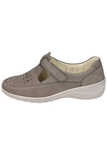 Waldläufer Damen Slipper Beige