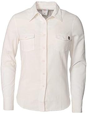 Womens STRUFY - blanco Camisas ocasionales de manga larga por Gear