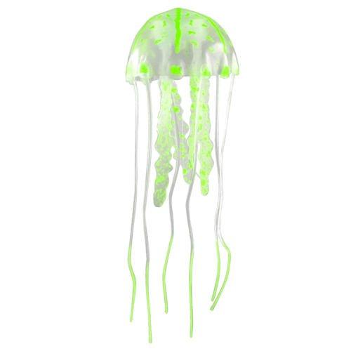 Decoración Acuario Pecera Estanque Medusa