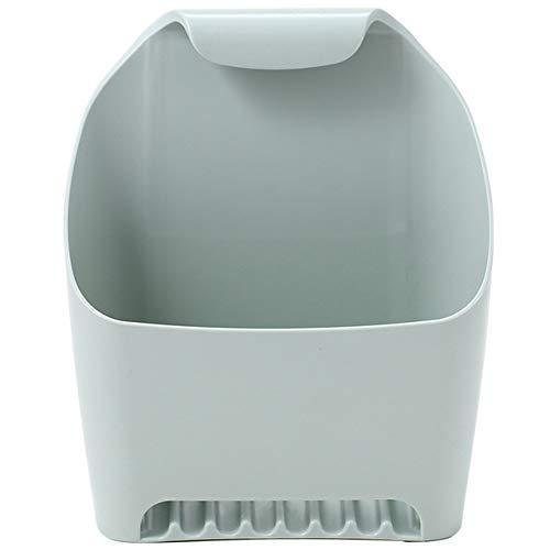 hhuanxiao Aufbewahrungsbox Haushaltsaufbewahrung Korb Behälter Aufbewahrungsmechanismus Starke Sucker Kreative Badezimmer Regal Wand-montiert Large-Capacityracks