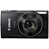 Canon IXUS 285 HS Compact camera, 20.2 MP - Black