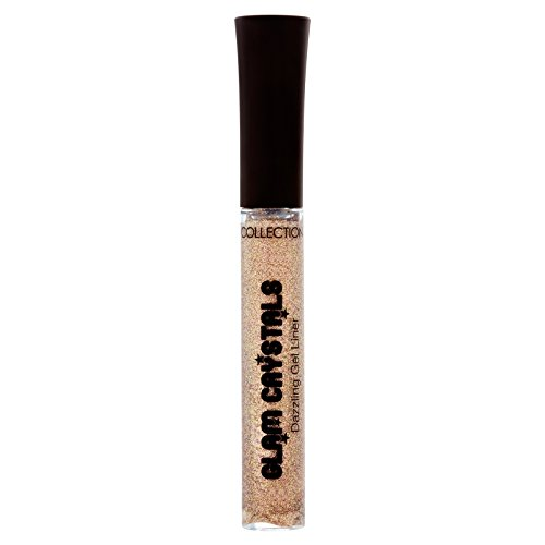 Collection Glam Crystals Dazzling Gel Liner-FUNK GOLD-NEW