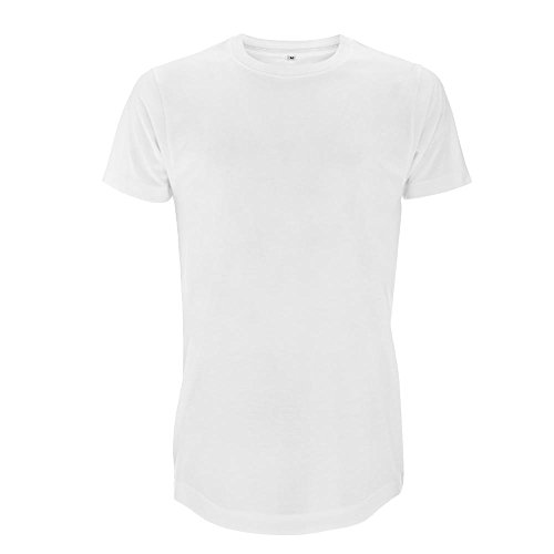 Continental - Men's Long T-Shirt / White, M