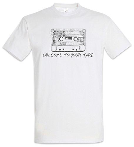 Urban Backwoods Cassette T-Shirt Tamaños S – 5XL