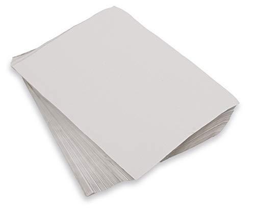 5kg Packseide 37,5 x 50 cm grau | Seidenpapier | Umzug Packpapier | Polsterpapier für sicheren Versand | wählbar 2-100kg in zwei Größen