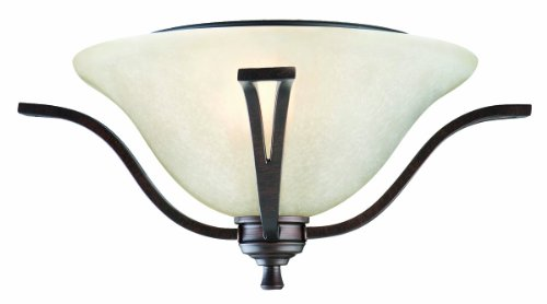 design-house-517532-ironwood-2-light-ceiling-mount-light-fixture-brushed-bronze-finish-with-snow-gla