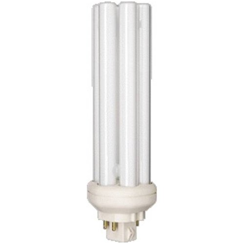 Philips Kompakt-Leuchtstofflampe Master PL-T 42W/827 4P GX24q-4 warm -