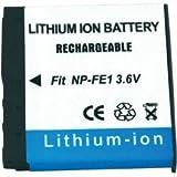 Conrad 252078 Lithium-Ion 450mAh 3.6V batterie rechargeable - batteries rechargeables (450 mAh, Lithium-Ion (Li-Ion), 3,6 V, Gris, 1)