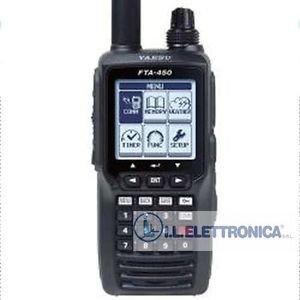 c43dd7ed86d Yaesu fta-450 L émetteur-récepteur aéronautique ref.100098