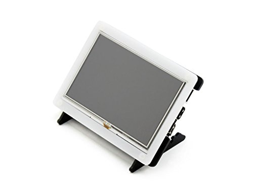 Venel 800 * 480 High Resolution,Back Light Control,5 inch Resistive Touch Screen LCD.Supports Raspberry Pi,Banana Pi/Banana PRO, Comes with Lubuntu, Raspbian Images,Used as A Computer Monitor