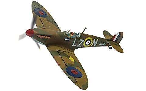 Supermarine Spitfire MK1 (Rupert Leigh - No.66 Sqn 1940) Druckguss
