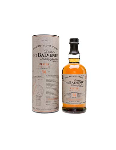 Balvenie 14 Years Peated Triple Cask Single Malt Scotch Whisky (1 x 0.70 l)