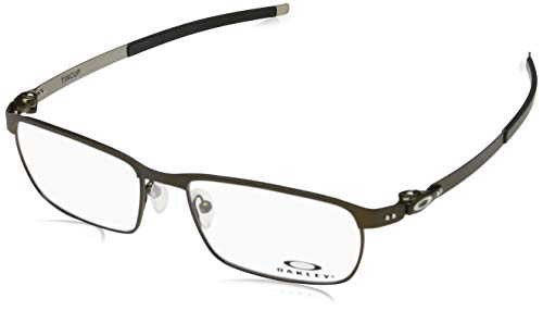 Oakley Herren Tincup Brillengestelle, Schwarz (Negro), 54