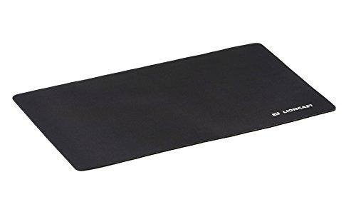 Lioncast Gaming Mauspad Deimos Black Edition 40x25 (Größe: M, Stoff) schwarz