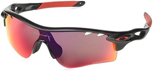 Oakley Herren Sonnenbrille Radarlock Path Schwarz (Black), 38