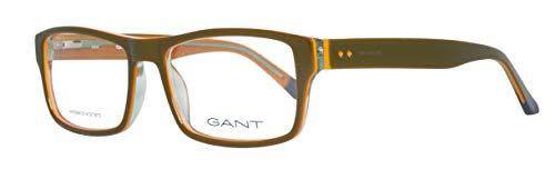 GANT Herren Brillengestelle Brille GA3124 54047 Braun, 53