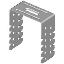 Direktabh/änger f/ür CD Deckenprofil 225mm 10 St/ück CD Profil 60 27 Abh/änger Deckenabh/änger abgeh/ängte Decke flach