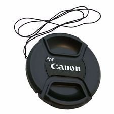 SHOPEE BRANDED replacement center pinch lens cap for For canon 17-85mm f/4-5.6 IS EF-S and 18-135mm f/3.5-5.6 IS Lenses  available at amazon for Rs.249