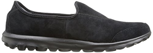 Skechers Prestazioni Go Passeggiata Inverno Memory Foam Slip-On Walking Shoe Black