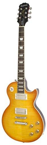 Epiphone Ltd Ed Les Paul Standard Plustop PRO - Guitarra eléctrica, Iced...