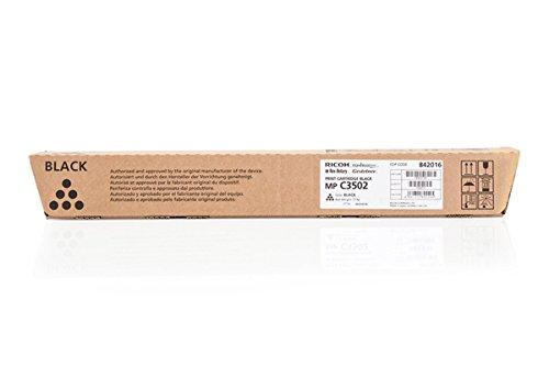 Preisvergleich Produktbild Ricoh Aficio MP C 3002 (841651) - original - Toner schwarz - 28.000 Seiten