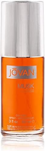 Jovan Musk for Men - Eau de Cologne, 88ml