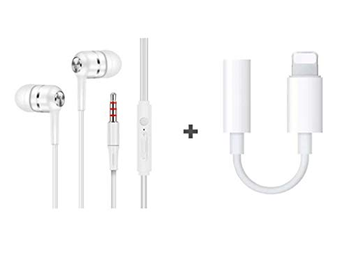 3.5mm Stereo-HiFi-Kopfhörer mit Mic für iPhone Android MP3Headset Mobile Iphone Mobile Headset
