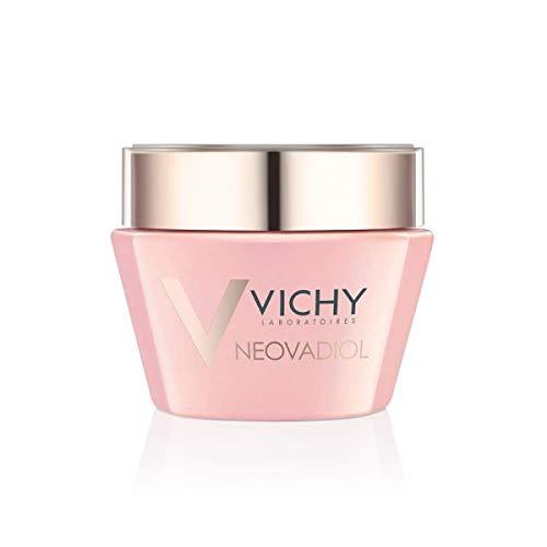 VICHY Neovadiol Rose Platinium, Crema Rosa Fortificante e Rivitalizzante 50 Ml