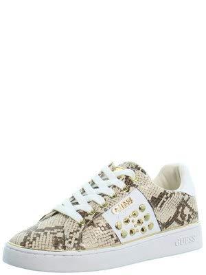 Guess, BRANDIA Natu FL7BRA PEL12, Sneaker da Donna, 38